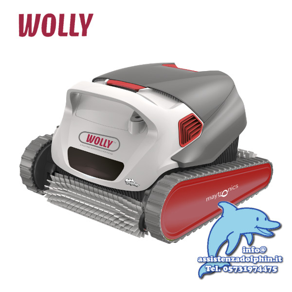 Robot Wolly