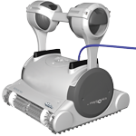 Robot Pulitore Piscina Dolphin Maytronics Edge 50
