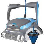 Robot pulitore professionale Piscina Dolphin Maytronics Zenit 30 Liberty
